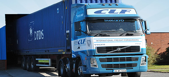 Freight Forwarders Ireland, Warehousing, Logistics, Shipping - CLF
